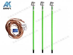 220kV高压接地线 平口螺旋接地线