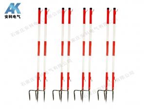 叉式围网支架