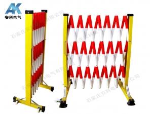 管式玻璃钢伸缩围栏 隔离栏
