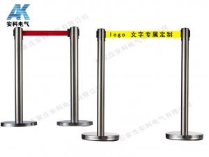 不锈钢警示带围栏
