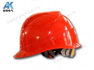 A3型安全帽 带透气孔ABS安全帽