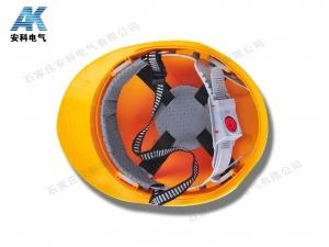 V型ABS安全帽 防砸安全帽 黄色