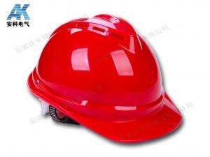A8安全帽 工地施工安全帽 帶透氣孔