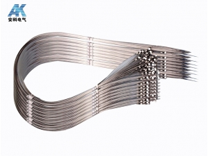焊接頭不銹鋼扎帶