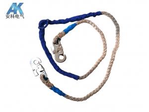 藍色雙鉤繩