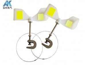 光片式铁路专用驱鸟器