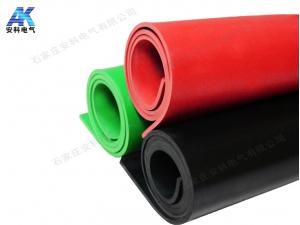 绿色绝缘橡胶垫 25kV绝缘胶板