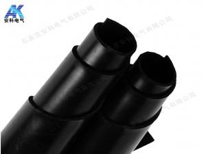 防滑絕緣膠墊 6mm黑色絕緣膠板