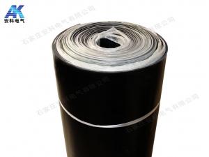 6mm绝缘胶板 黑色绝缘胶垫