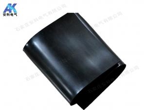 25kV绝缘橡胶垫 8mm黑色绝缘胶垫