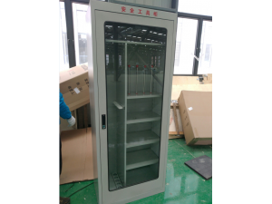安科電氣和上海華電合作安全工具柜